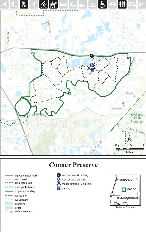 Conner Preserve   WaterMatters org
