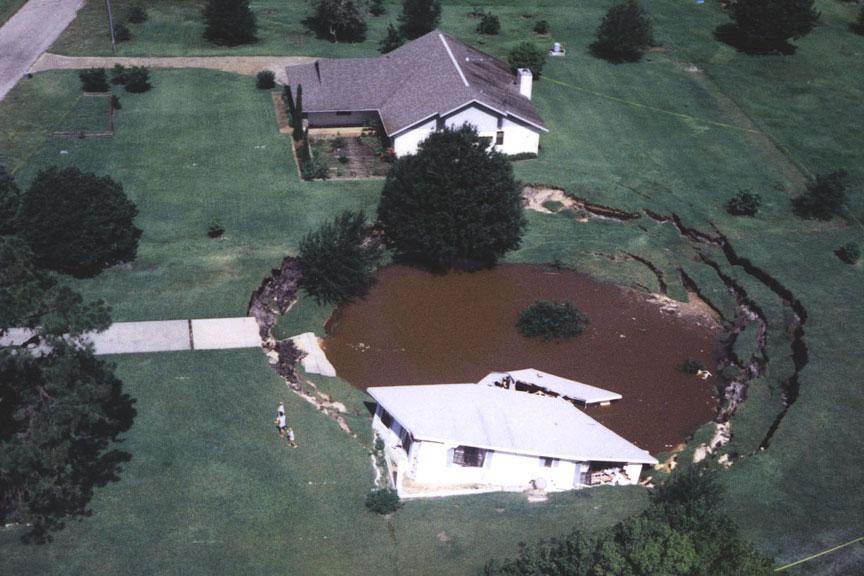 Sinkholes Watermatters Org
