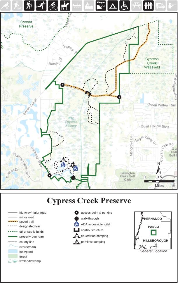 Cypress Creek Preserve | WaterMatters.org