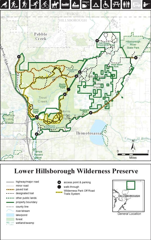 Lower Hillsborough Wilderness Preserve | WaterMatters.org on