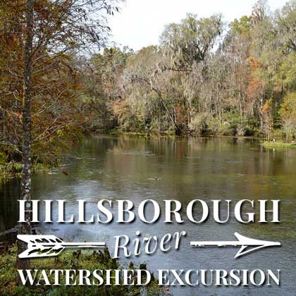 Hillsborough River Watershed Excursion graphic