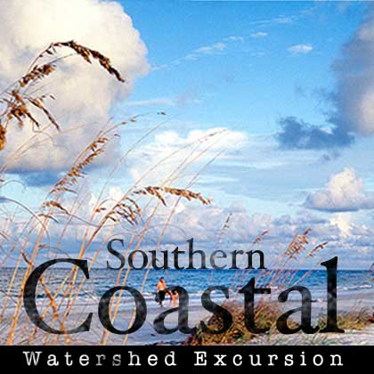 Southern Coastal Watershed Excursion graphic