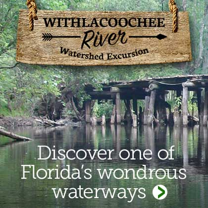Withlacoochee River Watershed Excursion graphic