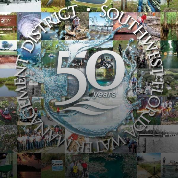 50th Anniversary Issue of WaterMatters Magazine